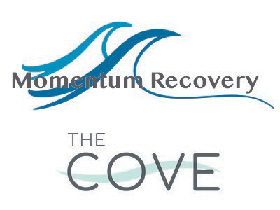 Momentum Recovery, The Cove logo